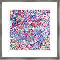 Microcosm Framed Print by Rollin Kocsis