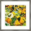Natures Bounty Framed Print by David Lee Thompson