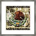 Raza Framed Print by Roberto Valdes Sanchez