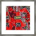Red Devil Framed Print by Bill Cannon
