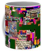 Atomic Bomb Of Purity 5 Coffee Mug by David Baruch Wolk