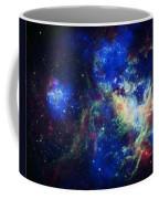 Tarantula Nebula 3 Coffee Mug by Jennifer Rondinelli Reilly - Fine Art Photography