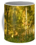 Autumn Reflections In Tennessee Coffee Mug by Dan Sproul