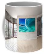 Barrel Swirl Coffee Mug by Sean Davey