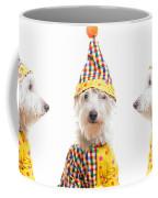 Clowning Around Coffee Mug by Edward Fielding