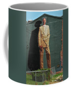 Dr. J. Coffee Mug by Allen Beatty