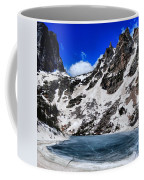 Emerald Lake In Rocky Mountain National Park Coffee Mug by Dan Sproul