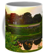 Golf Course Beauty Coffee Mug by Frozen in Time Fine Art Photography