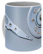 Hard Disc Coffee Mug by Michal Boubin