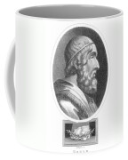 Homer, Ancient Greek Epic Poet Coffee Mug by Photo Researchers