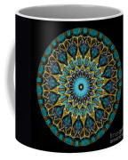 Kaleidoscope Steampunk Series Coffee Mug by Amy Cicconi