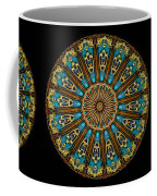 Kaleidoscope Steampunk Series Triptych Coffee Mug by Amy Cicconi