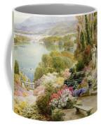 Lake Maggiore Coffee Mug by Ebenezer Wake-Cook