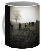 Livestock Coffee Mug by Les Cunliffe