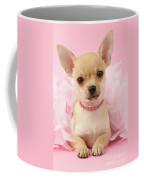 Pink Times Coffee Mug by Greg Cuddiford