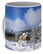 The Chapel On The Rock I Coffee Mug by Eric Glaser