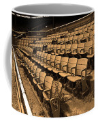 The Old Ballpark Coffee Mug by Frank Romeo