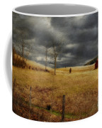Winter Begins Coffee Mug by Lois Bryan
