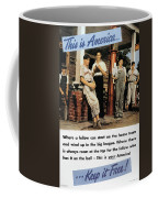 Wwii: Us Poster, 1942 Coffee Mug by Granger