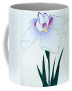 Japanese Flower Coffee Mug by Japanese School