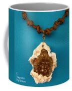 Aphrodite Antheia Necklace Coffee Mug by Augusta Stylianou