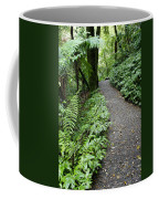 Forest Coffee Mug by Les Cunliffe