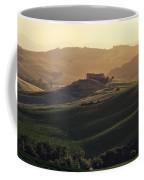 Tuscany - Val D'orcia Coffee Mug by Joana Kruse