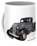 1938 Chevy Pickup Coffee Mug by Jack Pumphrey