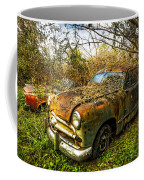 1949 Ford Coffee Mug by Debra and Dave Vanderlaan