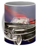 1953  Cadillac El Dorardo Convertible Coffee Mug by Jack Pumphrey