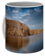 Apalachicola River  Coffee Mug by Debra Forand