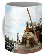 Comerica Park - Detroit Tigers Coffee Mug by Frank Romeo