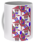 Design From Nouvelles Compositions Decoratives Coffee Mug by Serge Gladky