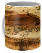 Horse Collar Ruins Coffee Mug by Jeff Swan