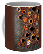 Matrix Coffee Mug by Skip Hunt