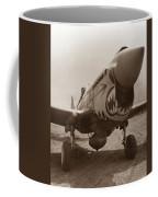 P-40 Warhawk Coffee Mug by War Is Hell Store