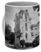 Route 66 - Macoupin County Jail Coffee Mug by Frank Romeo