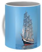 Sailing Ship Coffee Mug by Anonymous