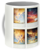 Skies Coffee Mug by Les Cunliffe