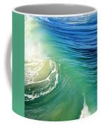 The Great Wave Coffee Mug by Laura Fasulo