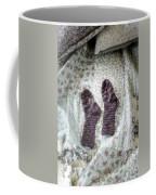 Woollen Socks Coffee Mug by Joana Kruse
