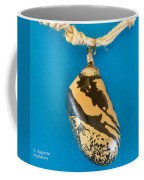 Aphrodite Mechanitis Necklace Coffee Mug by Augusta Stylianou