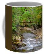 Babbling Brook Coffee Mug by Frozen in Time Fine Art Photography