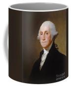 George Washington Coffee Mug by Gilbert Stuart