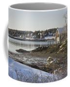 South Bristol On The Coast Of Maine Coffee Mug by Keith Webber Jr