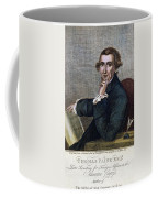 Thomas Paine (1737-1809) Coffee Mug by Granger