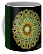 Kaleidoscope Ernst Haeckl Sea Life Series Coffee Mug by Amy Cicconi