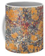 Decorative End Paper Coffee Mug by English School
