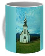A Church In British Columbia   Coffee Mug by Jeff Swan