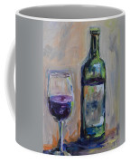 A Good Pour Coffee Mug by Donna Tuten